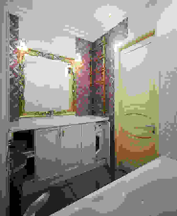 Квартира неоклассика Ванная в классическом стиле от Инна Михайская Классический