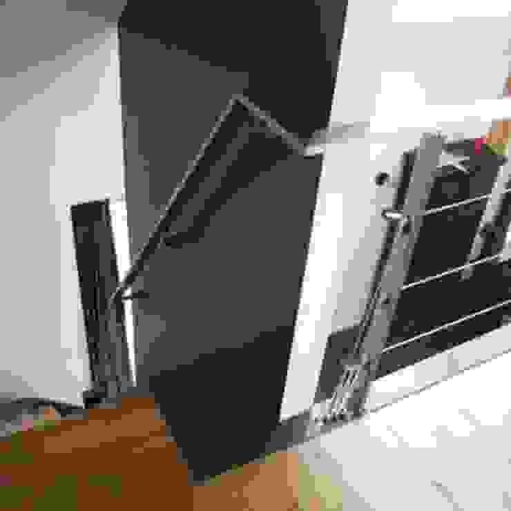 Vide hekwerk:  Gang, hal & trappenhuis door Diem Metalstyling,
