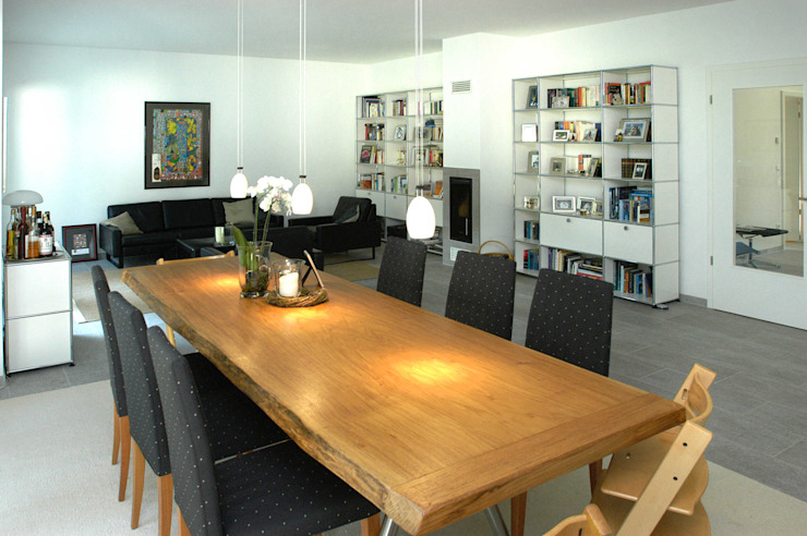Haacke Haus GmbH Co. KG Classic style dining room