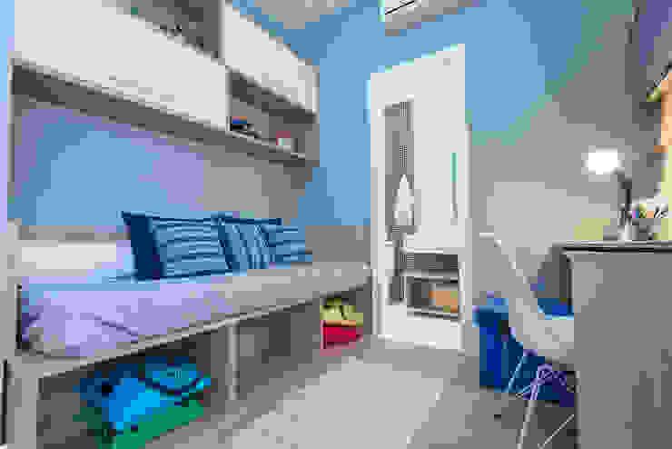 Dormitorios infantiles de estilo moderno de Renata Cáfaro Arquitetura Moderno