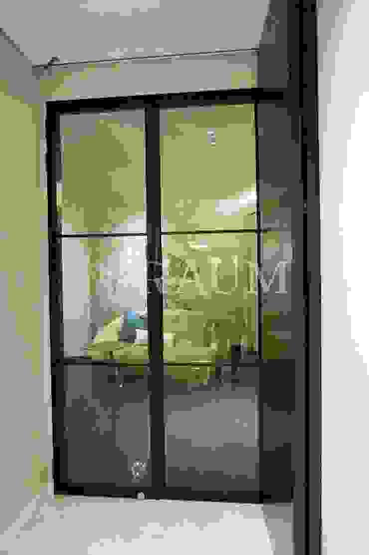 Modern style media rooms by (주)이지테크(EASYTECH Inc.) Modern