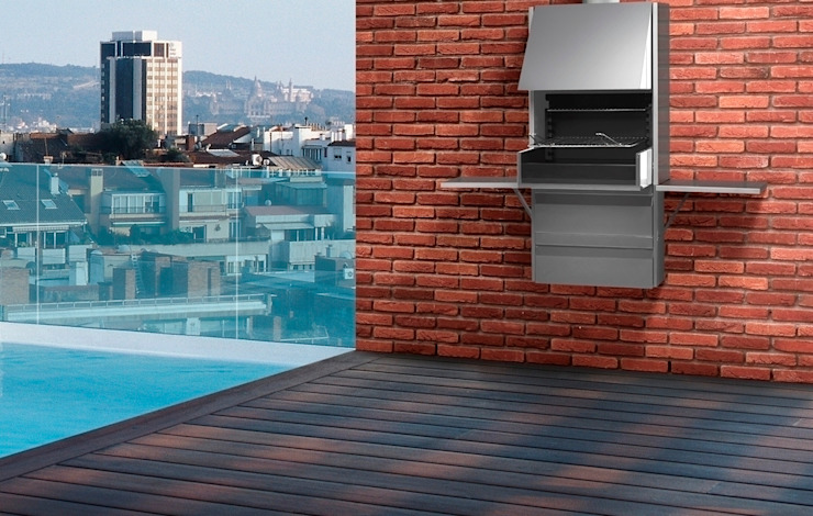 chemoa.fr Garden Fire pits & barbecues