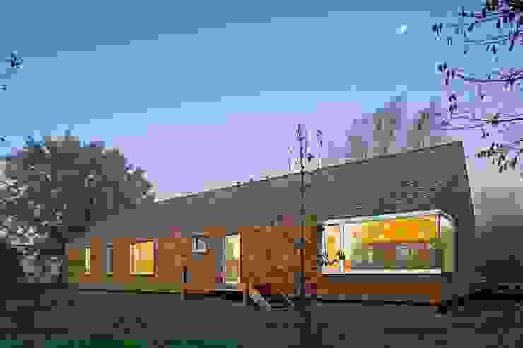Cedar House Casas modernas de Hudson Architects Moderno