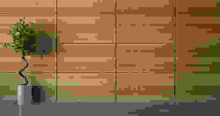 DeckoWood Deckon Asma Tavan Sistemleri Minimalist Duvar & Zemin