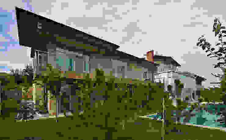 T residence Дома в эклектичном стиле от Didenkül+Partners Эклектичный
