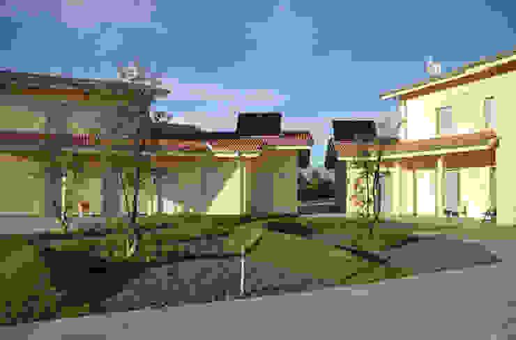 Jardines minimalistas de exTerra | consulenze ambientali e design nel verde Minimalista Pizarra