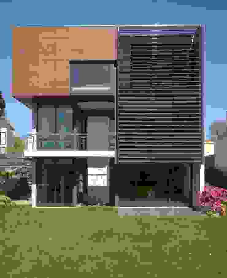 Casa III Casas modernas por A. BURMESTER ARQUITECTOS Moderno