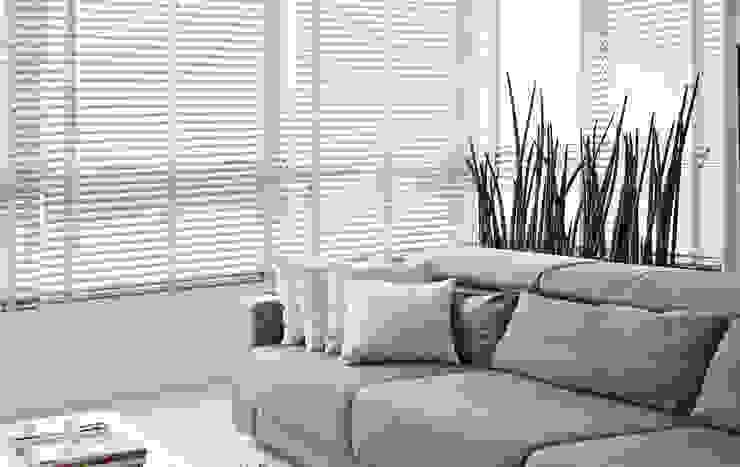 Estar Salas de estar modernas por Virtu Arquitetura Moderno