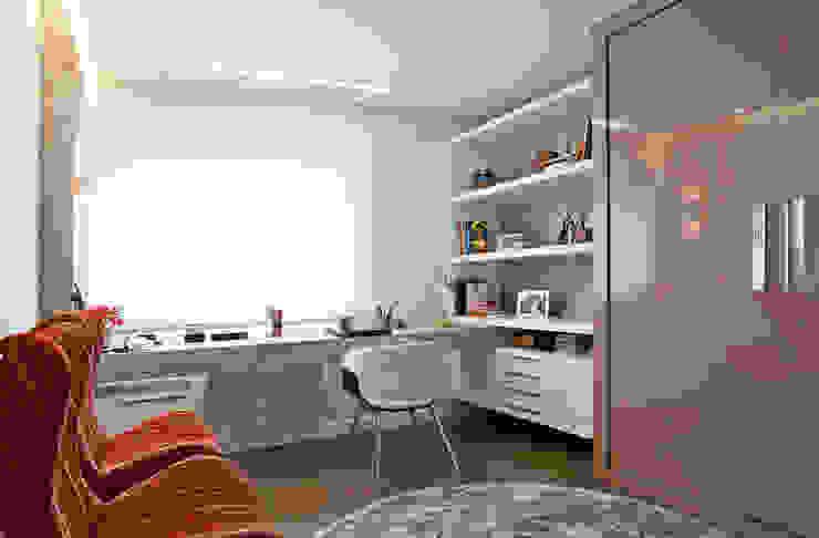 Virtu Arquitetura Modern study/office