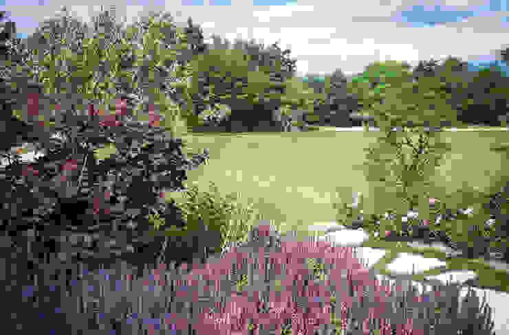 Taman Gaya Rustic Oleh exTerra | Consulenze ambientali e Design nel verde Rustic