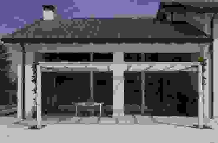 Onara (Pd) Case moderne di Marco Zorzanello Moderno