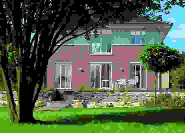 Projekty,  Domy zaprojektowane przez Haacke Haus GmbH Co. KG, Klasyczny