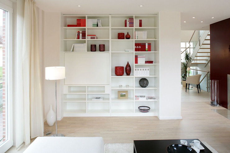 Living room by Haacke Haus GmbH Co. KG, Classic