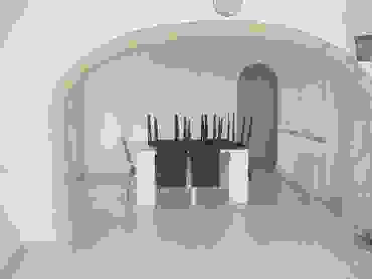 Reforma salón Salones de estilo moderno de CONSTRUCCIONS VICTOR IVARS IVARS Moderno