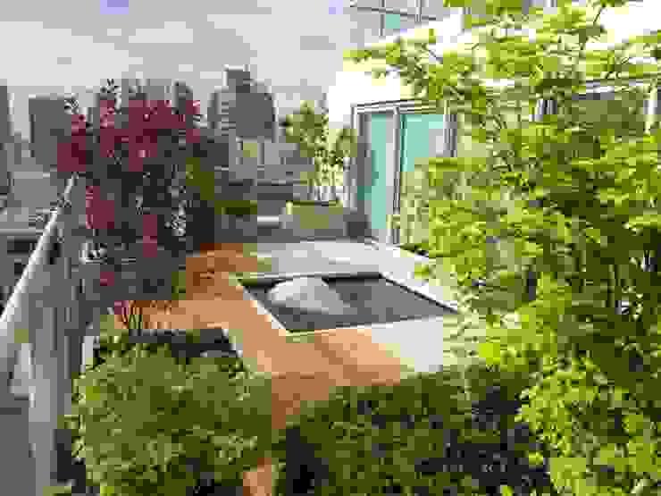 homify Moderner Balkon, Veranda & Terrasse