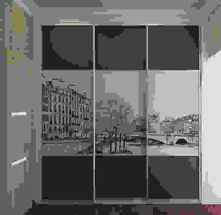 Квартира в Алексине Коридор, прихожая и лестница в эклектичном стиле от Ин-дизайн Эклектичный