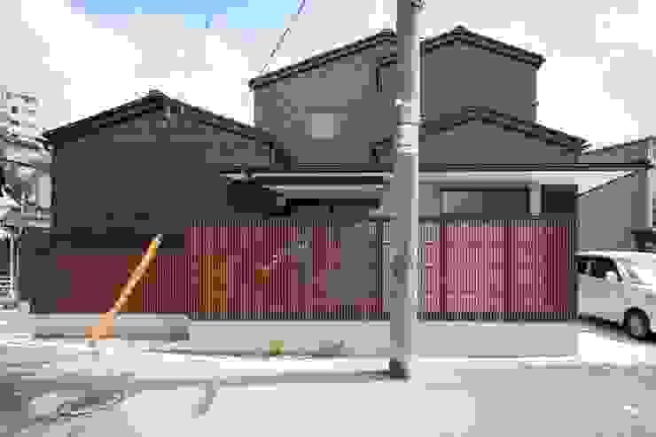 Casas de estilo escandinavo de 家山真建築研究室 Makoto Ieyama Architect Office Escandinavo