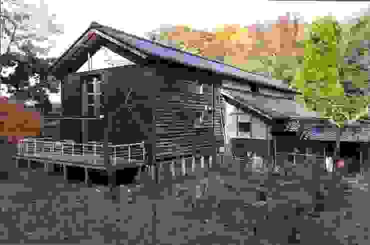 南の蔵 外観: 家山真建築研究室 Makoto Ieyama Architect Officeが手掛けた家です。,カントリー