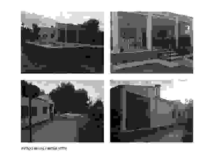 rustic  by LLIBERÓS SALVADOR Arquitectos, Rustic