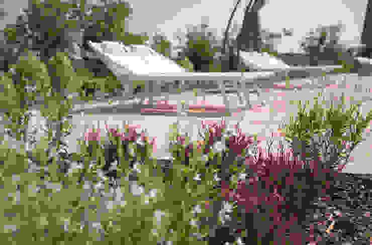 Modern Pool by exTerra   Consulenze ambientali e Design nel verde Modern