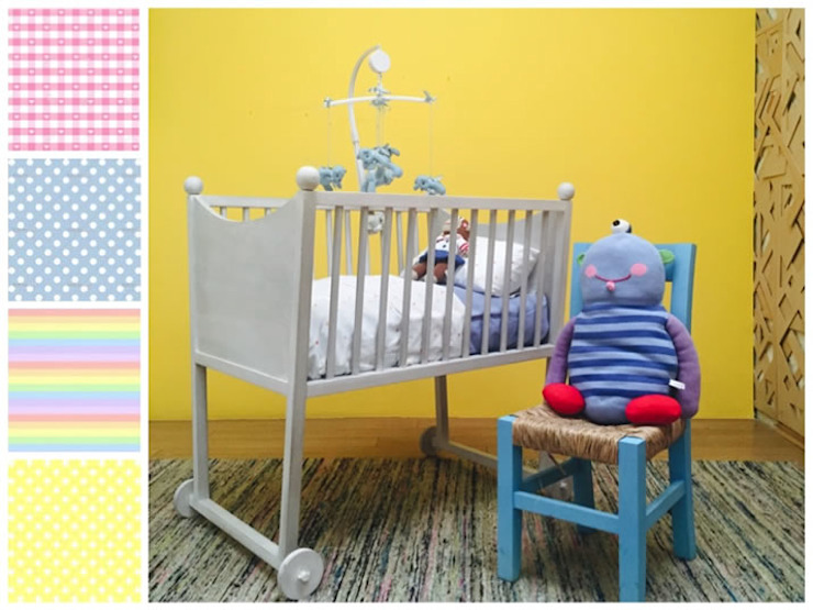 Modern nursery/kids room by MARIANGEL COGHLAN Modern Wood Wood effect