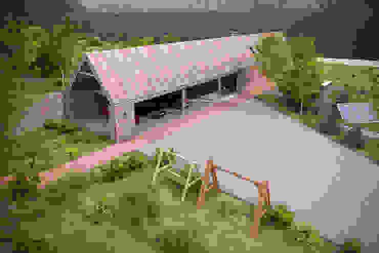ArtЁmenko residence Дома в стиле минимализм от Didenkül+Partners Минимализм