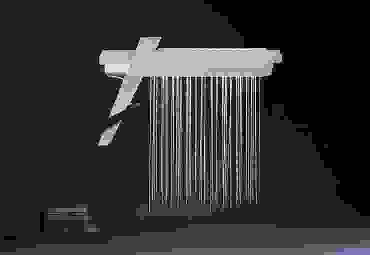 Bureaulamp (XVII): modern  door atelier De Zondagse Kamer, Modern