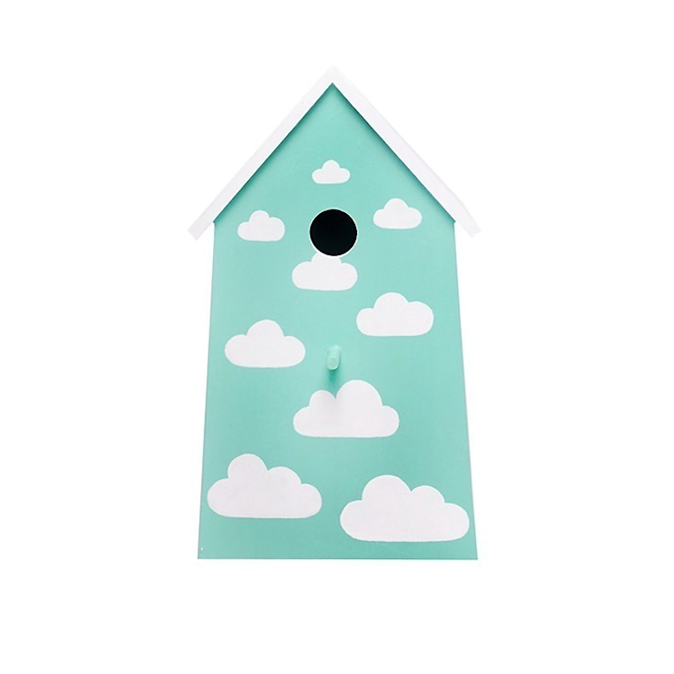 "Birdhouse lamp ""Up in the air"" NOBOBOBO اتاق کودکروشنایی"