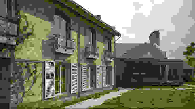 G&TA residence 2 Дома в эклектичном стиле от Didenkül+Partners Эклектичный