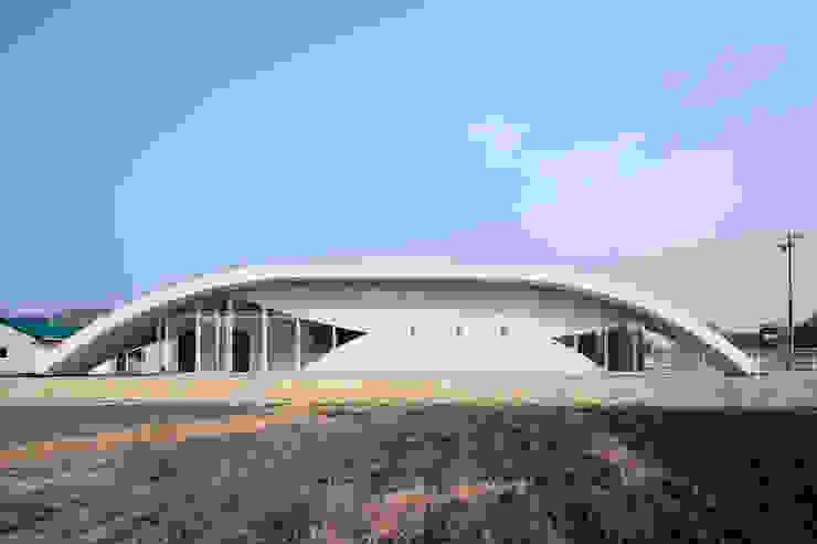 外観_1 モダンな商業空間 の 一級建築士事務所 増田寿史建築事務所 モダン