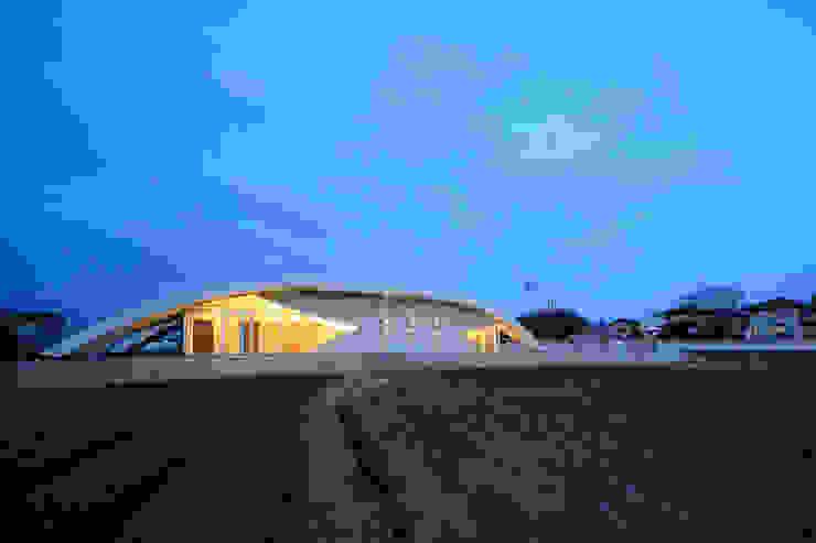 夜景_3 モダンな商業空間 の 一級建築士事務所 増田寿史建築事務所 モダン