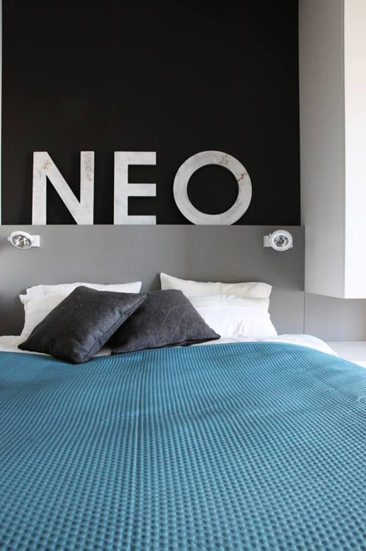 Mieszkanie przy parku Nowoczesna sypialnia od Hanna Pietras Pracownia Architektoniczna Nowoczesny