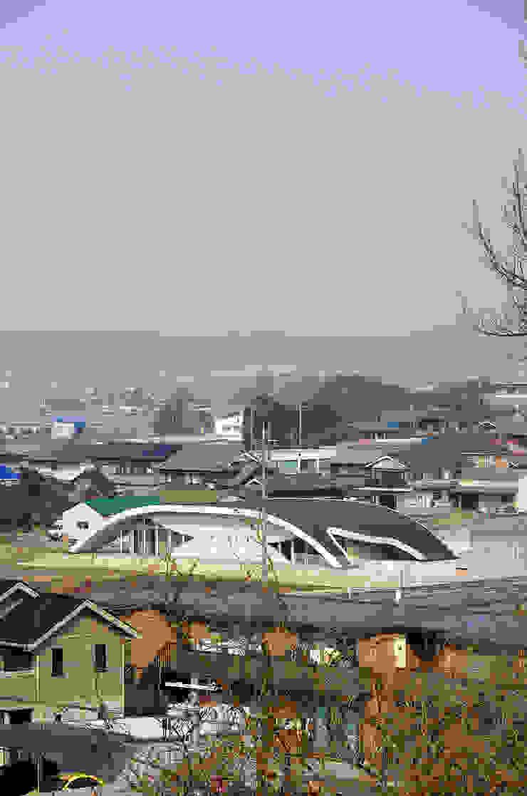 外観_3 モダンな商業空間 の 一級建築士事務所 増田寿史建築事務所 モダン