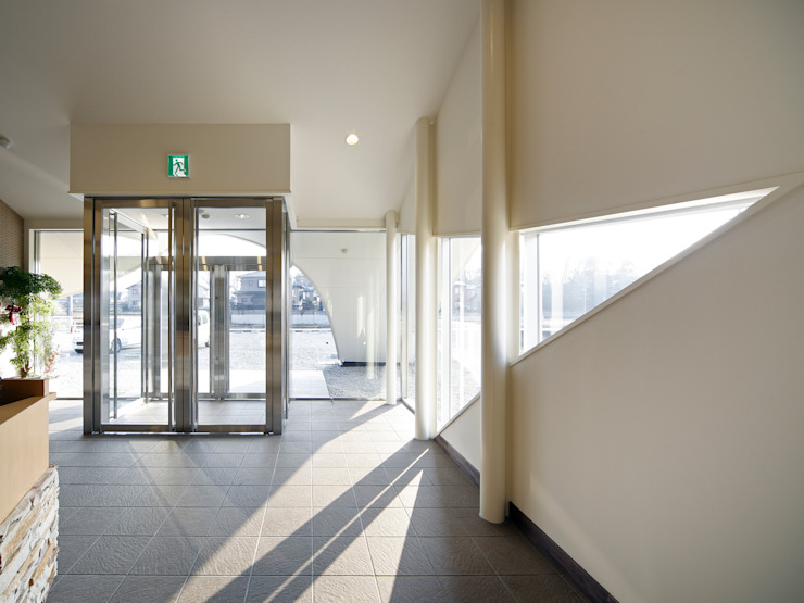 内観_2 モダンな商業空間 の 一級建築士事務所 増田寿史建築事務所 モダン