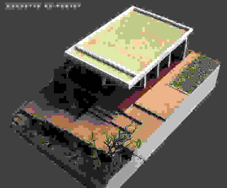 Valérie GARNIER Architecture Modern Houses