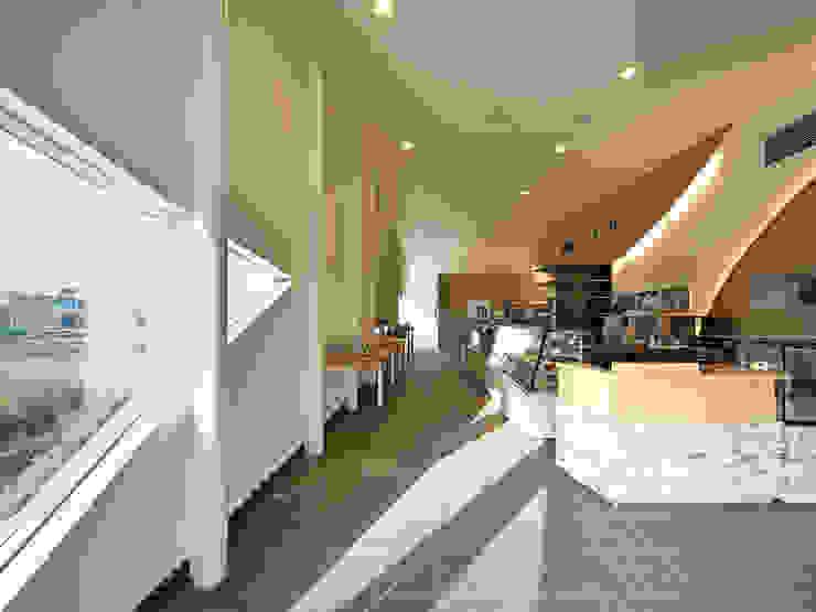 内観_1 モダンな商業空間 の 一級建築士事務所 増田寿史建築事務所 モダン