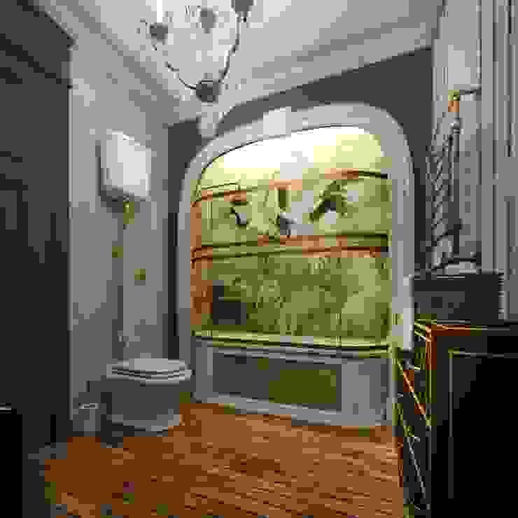 Baños de estilo ecléctico de KOSHKA INTERIORS Ecléctico