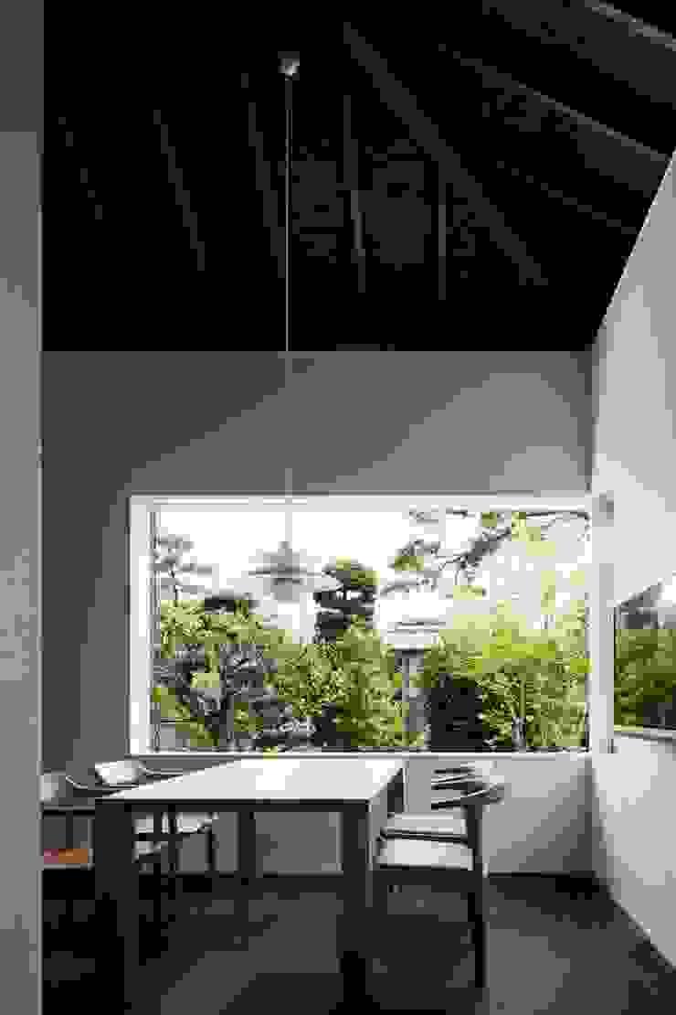 . アジア風 庭 の 島田義信建築設計事務所 和風