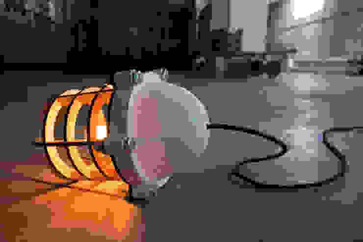 Printlamp van Weller Design Industrieel