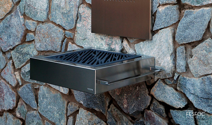 Soc Bou Garden Fire pits & barbecues