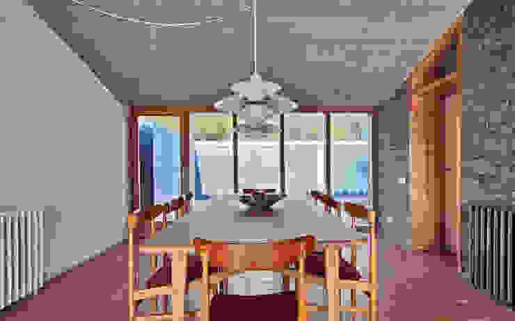 Casa S1 Comedores de estilo moderno de bellafilarquitectes Moderno