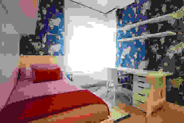 Decoración de casa moderna y actual para familia con niños Dormitorios infantiles de estilo moderno de Sube Susaeta Interiorismo Moderno