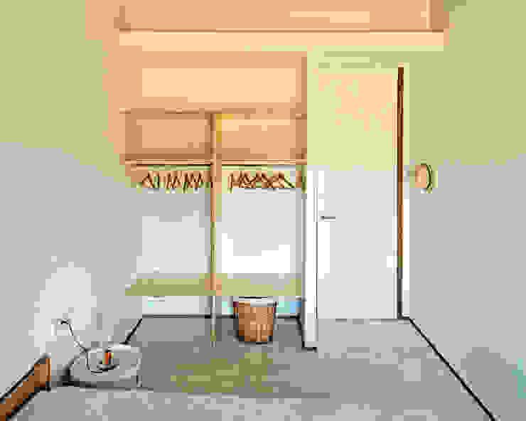 Casa S1 Dormitorios de estilo moderno de bellafilarquitectes Moderno