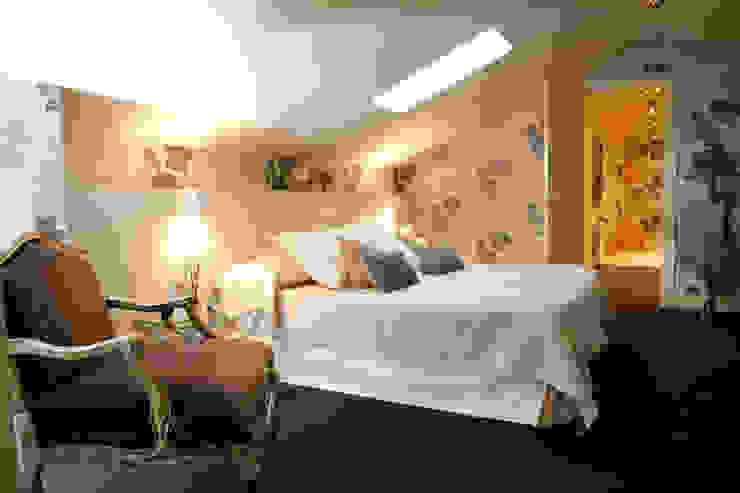 Decoración interior de duplex acogedor, Sube Susaeta Interiorismo - Sube Contract Dormitorios de estilo clásico de Sube Susaeta Interiorismo Clásico