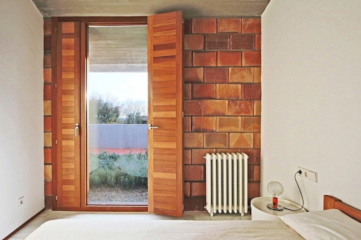 bellafilarquitectes Modern style bedroom