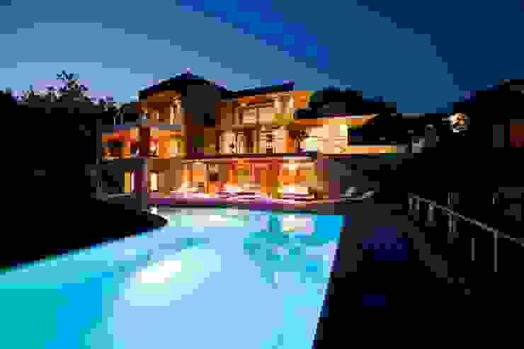 M A+D Menzo Architettura+Design Casas de estilo mediterráneo
