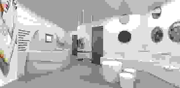 Entrada · Recepción · zona de venta Clínicas de estilo minimalista de AG INTERIORISMO Minimalista Compuestos de madera y plástico