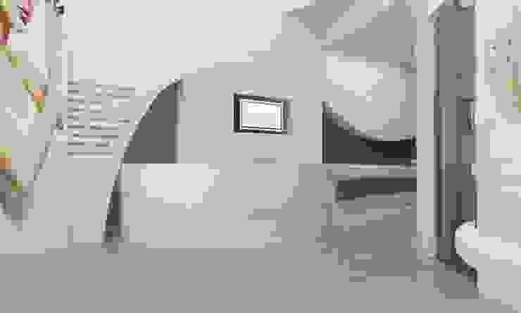 Entrada · Recepción · zona de venta Clínicas de estilo minimalista de AG INTERIORISMO Minimalista Cerámico