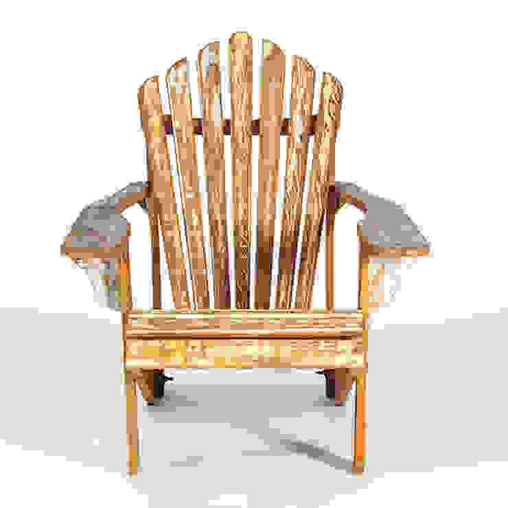 Cadeira Pavão 1 lugar por Trapiche Carioca Rústico