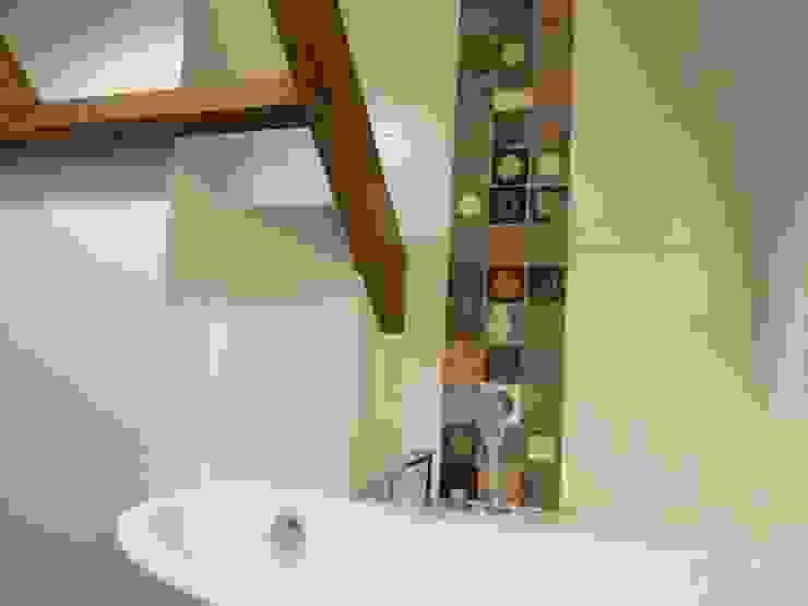 kafle Eklektyczna łazienka od dekornia Eklektyczny